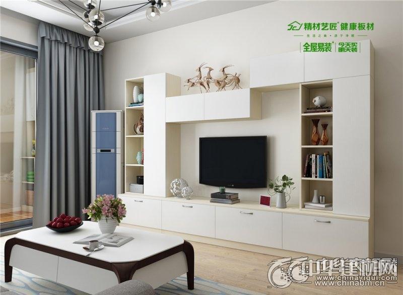 衣柜+榻榻米+飄窗 90㎡三房全屋改裝案例