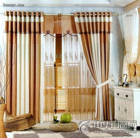 飄窗窗簾如何選購?飄窗窗簾安裝
