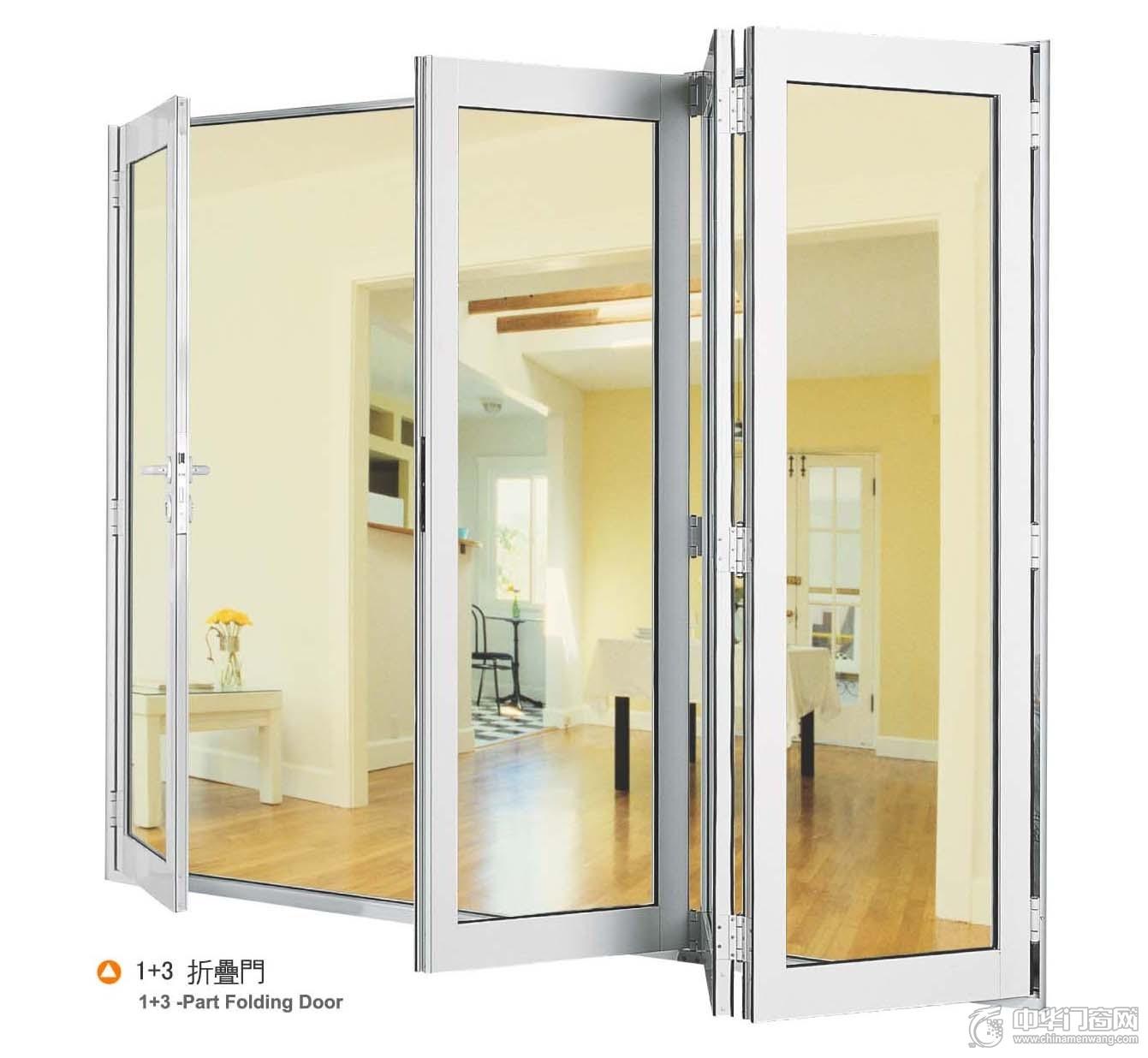 鋁合金玻璃折疊門是什么,有什么特點?鋁合金玻璃折疊門該如何選購?