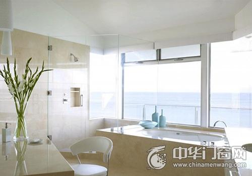 有格调的卫生间窗户设计 让你的家与众不同