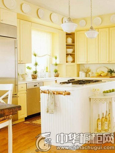 打造健康廚房烹飪間 櫥柜設計案例解析