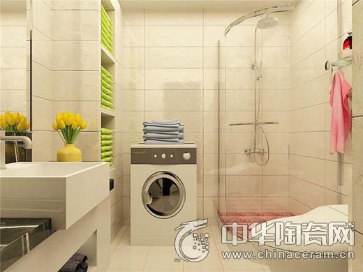 衛生間瓷磚尺寸選擇 注意要主次分明