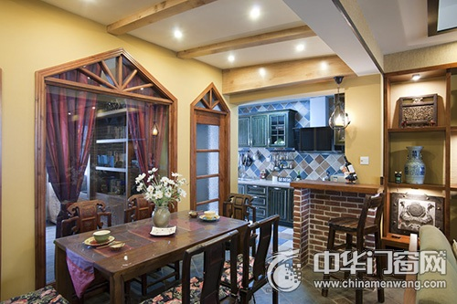 室内门与室内色彩如何搭配? 用色彩点亮空间