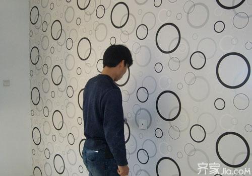 墙面装修知识大汇集  壁纸墙面处理要求