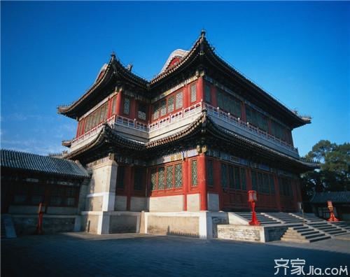 揭秘——中國古代建筑藝術特點