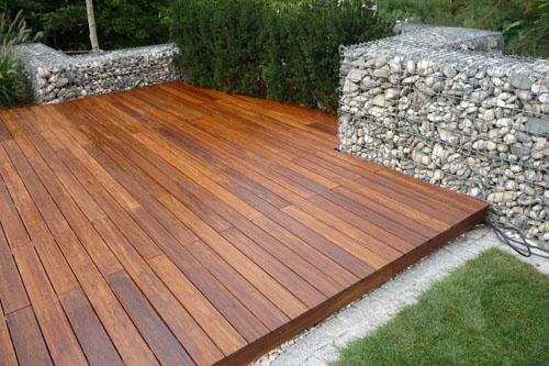 戶外竹木地板保養 讓地板光亮如新
