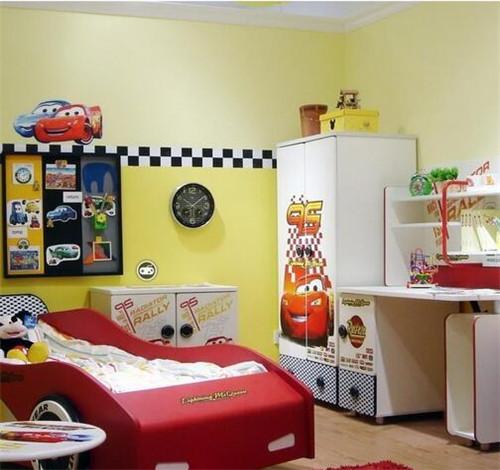 兒童房涂料該怎么選 別讓有毒涂料危害孩子的健康