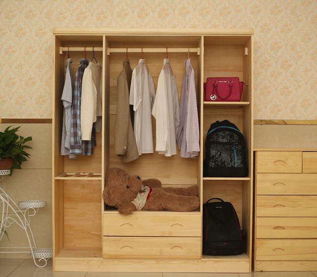 衣柜什么材質好 實木材質衣柜介紹