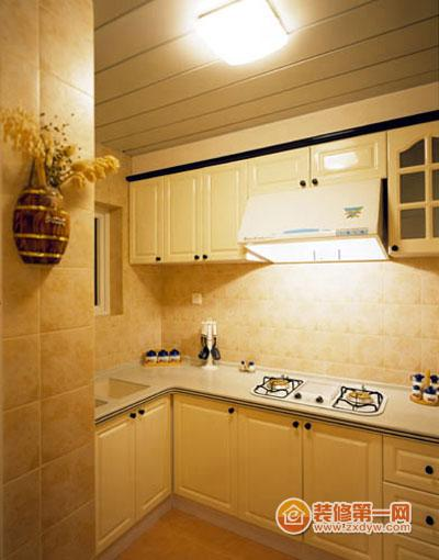 櫥柜款式顏色挑選寶典 扮靚廚房搭造愛家