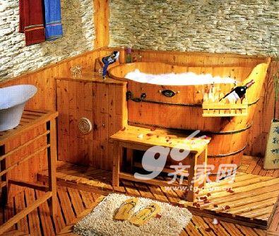 木質衛浴家具怎樣做好防水防潮