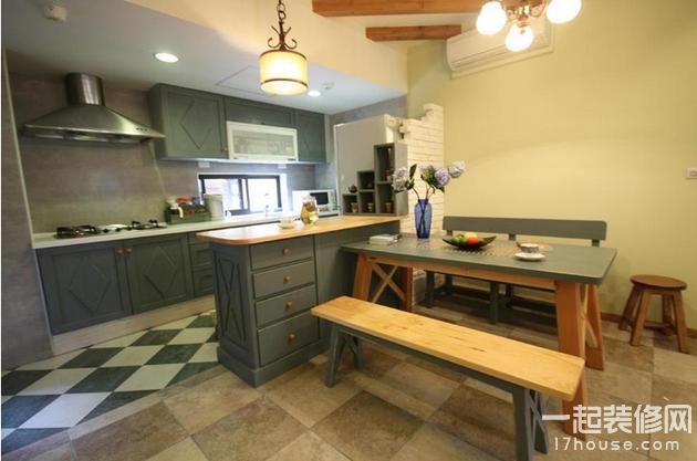 開放式廚房吧臺的設計注意事項