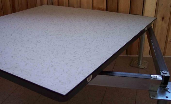 【建材板】防靜電地板種類