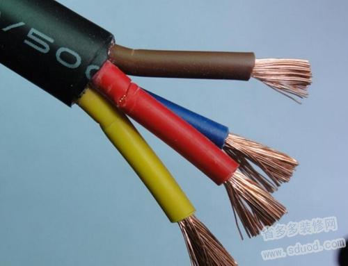 家裝電線挑選注意要點