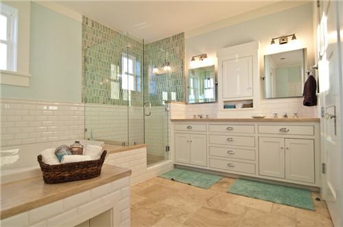 整體浴室設計要點
