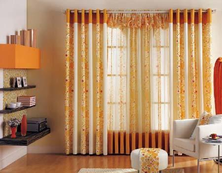 窗簾都有什么樣的布料