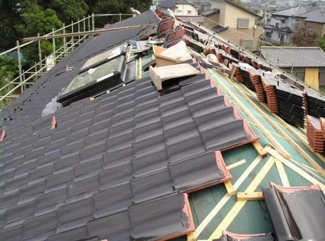 舊屋面翻新的注意事項