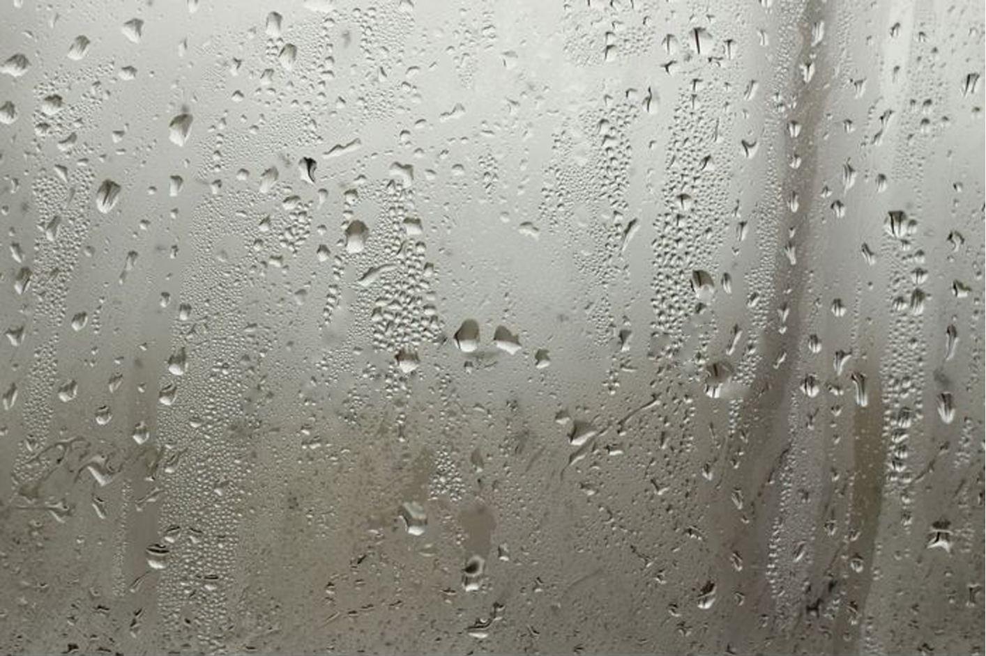 玻璃起雾原来是因为?
