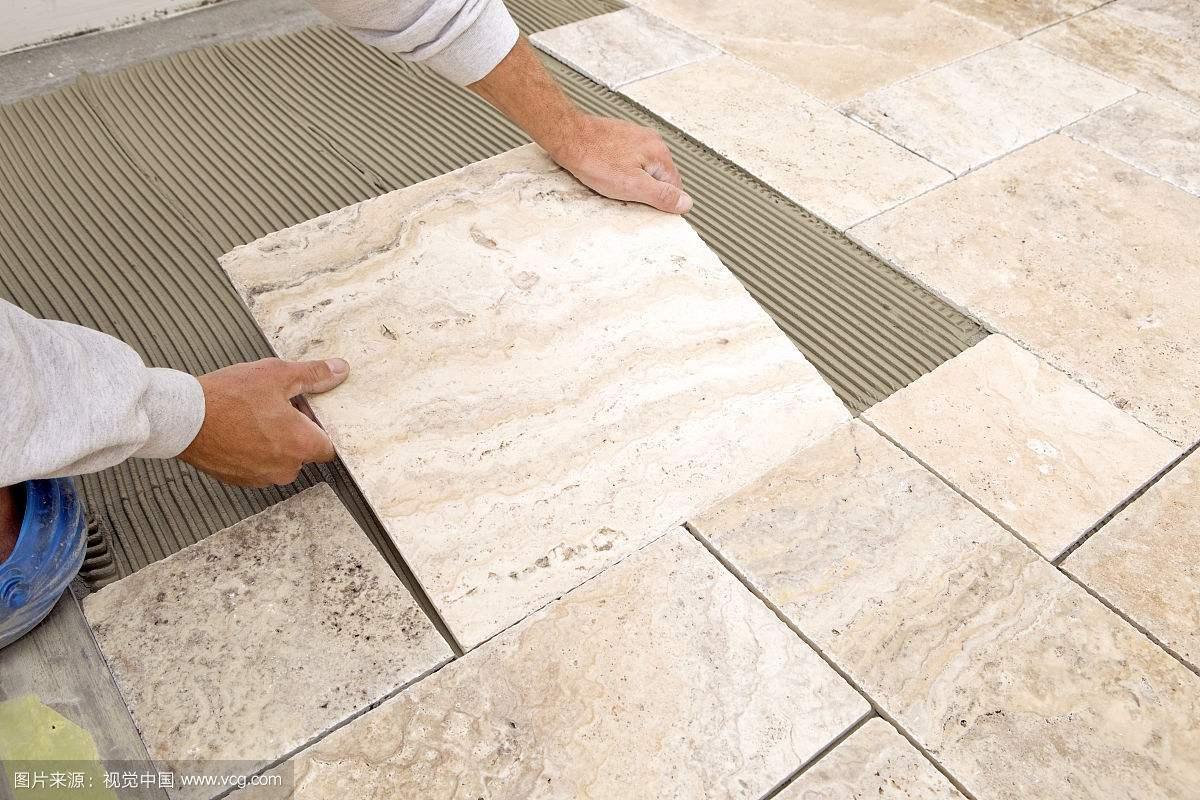 新房裝修瓷磚花費往往會超過當初預算的20%
