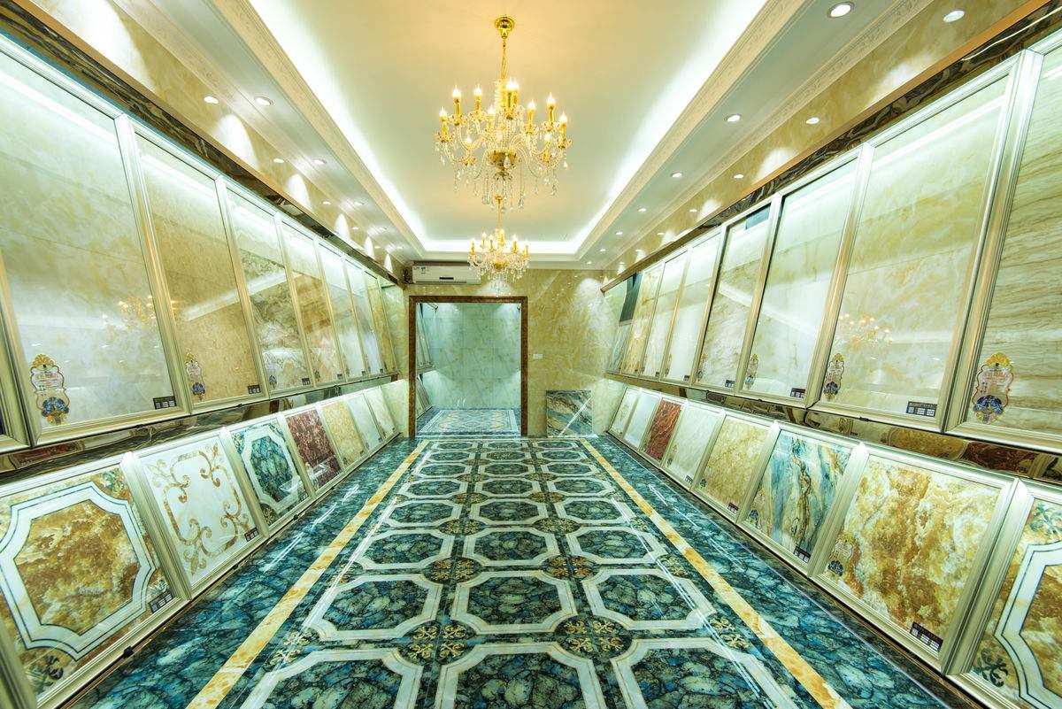 一件瓷磚樣品接近400元,經銷商開品牌店被騙