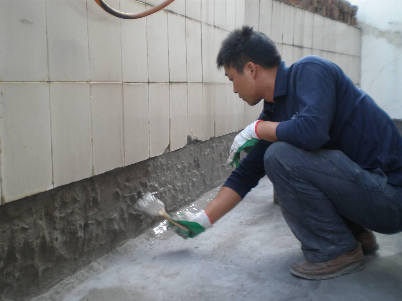 干貨!地下室側墻防水施工工藝標準