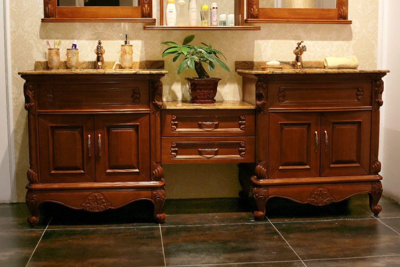 卫生间实木家具该刷开放漆和封闭漆呢?